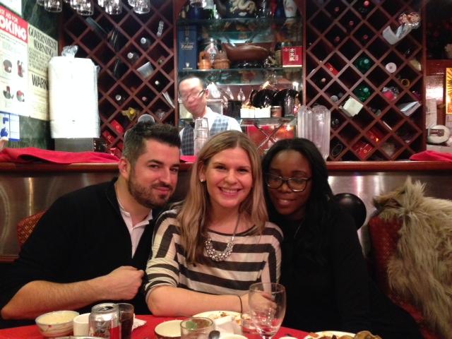 Erman, me & Sharde