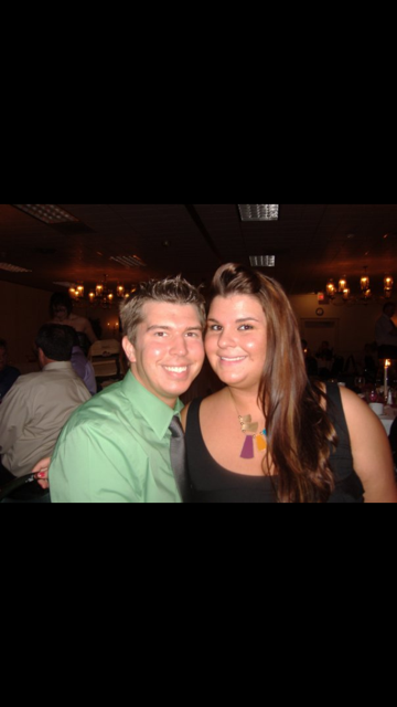 1st wedding together in 2007!