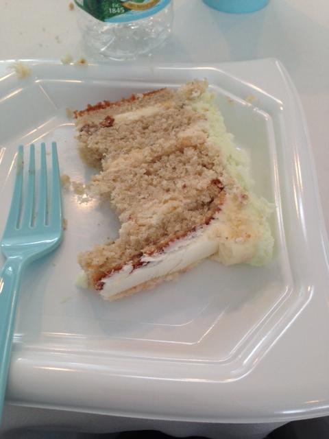 banana cake. mmmm