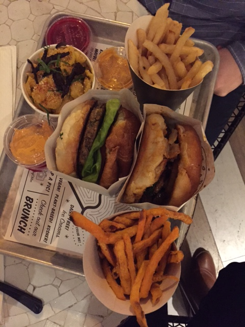 Food from the vegan hotspot by CHLOE