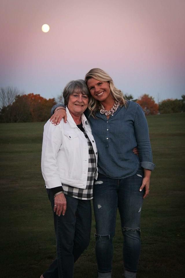 My amazing Aunt Judy!! :)
